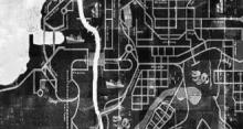 map bw